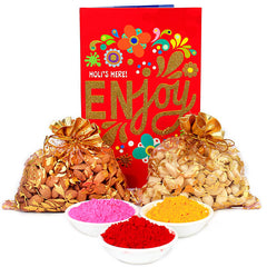 send holi gifts by Hallmark India