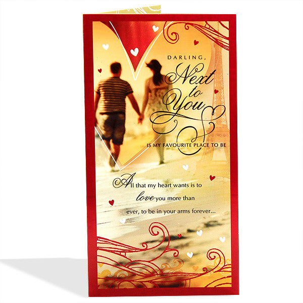 Love Is Life Card