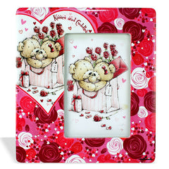 square photo frames for valentine