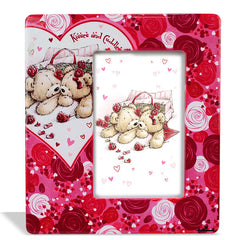 square picture frames for valentine