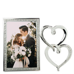 silver photo frames for valentine