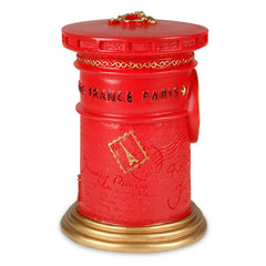 Red Letter Box Money Bank
