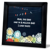 Tile Frame For Mom In Million