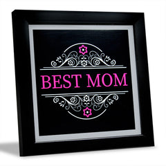 Tile Frame For Best Mom