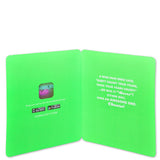 3D Birthday Neon Glo Cards