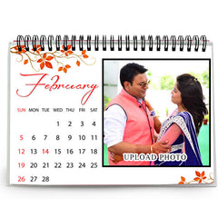 Admiration Personalized Calendar