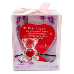Best Friend Glass Quotation