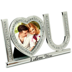 Affectionate Love Photo Frame