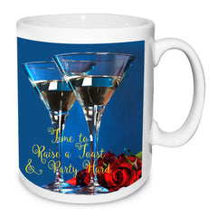 Designer Birthday Photo Mug