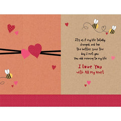 All About You Personalised Card