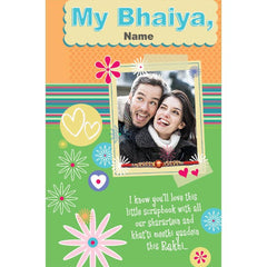 Personalised Card For Bhaiya