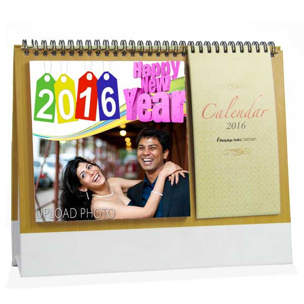 beautiful Personalised calendar