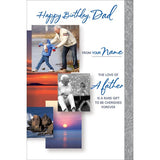 personalized cards | Birthday card For Dad online