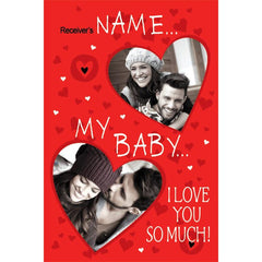 personalized cards | Buy love cards online in India