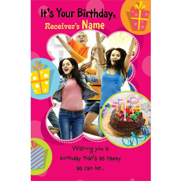 Personalized Birthday Cards gangcraftnet – Personalised Birthday Cards Online Free