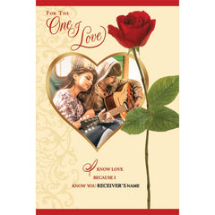 personalized cards | Online love greeting cards India