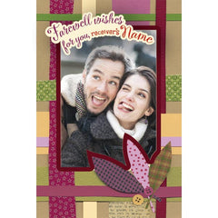 personalized cards | Buy Farewell cards online India