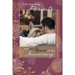 personalized cards | Send annversary cards online to India