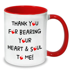 Buy Darling angel mug online in India