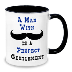 Buy Perfect gentleman mug online in India