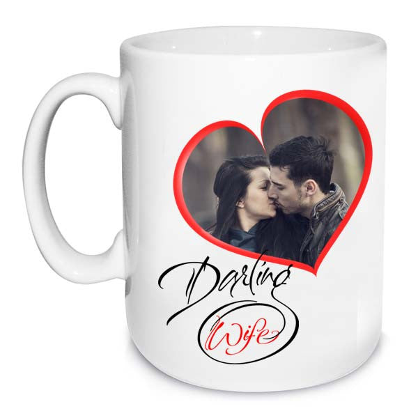 Buy personalized mugs for wife online in India