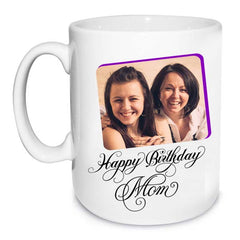 Buy personalized  Happy birthday mug for Mom online in India