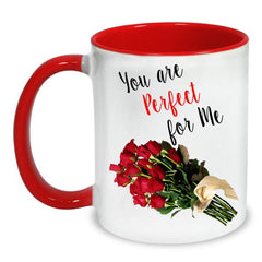 shop perfect love mugs at best rate online in India
