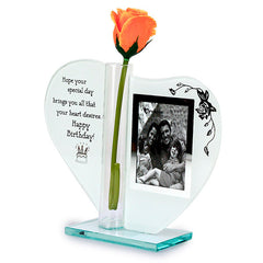 Birthday Heart Frame