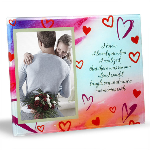 romantic photo frames by Hallmark India