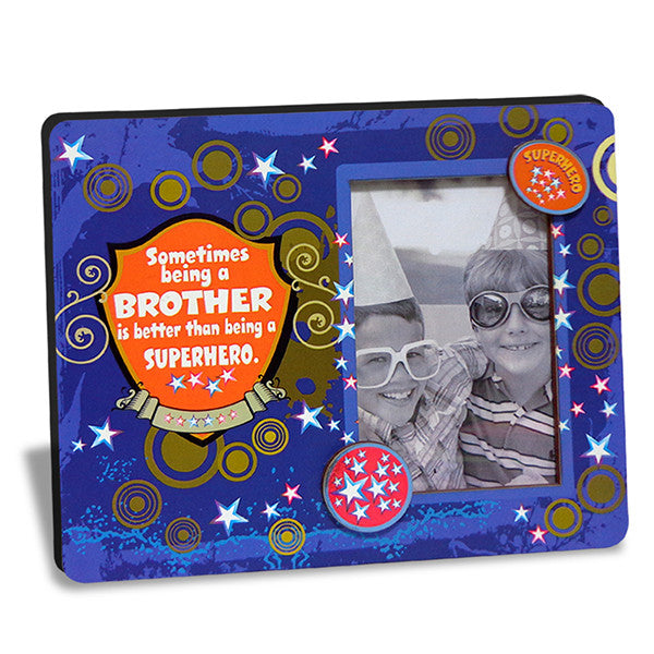 brothers picture frame by Hallmark India