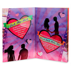 Blockbuster Love Story Greeting Card