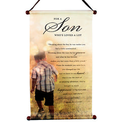 scroll gifts for son