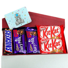 Shop chocolate hampers online