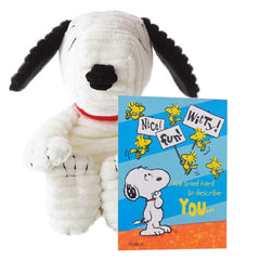 Snoopy and Greeting with Peanuts