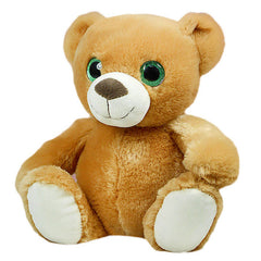 Graceful Brown Teddy Bear - 9.8 Inch