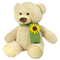 Lovely Beige Teddy - 9.8 Inch