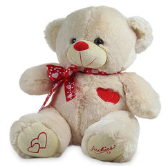 Soft Teddy Bear For Your Warm Love