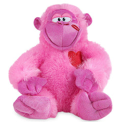 Beautiful Pink Gorilla Soft Toy