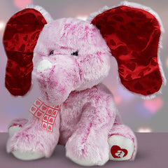 Crafty Elephant Soft Toy