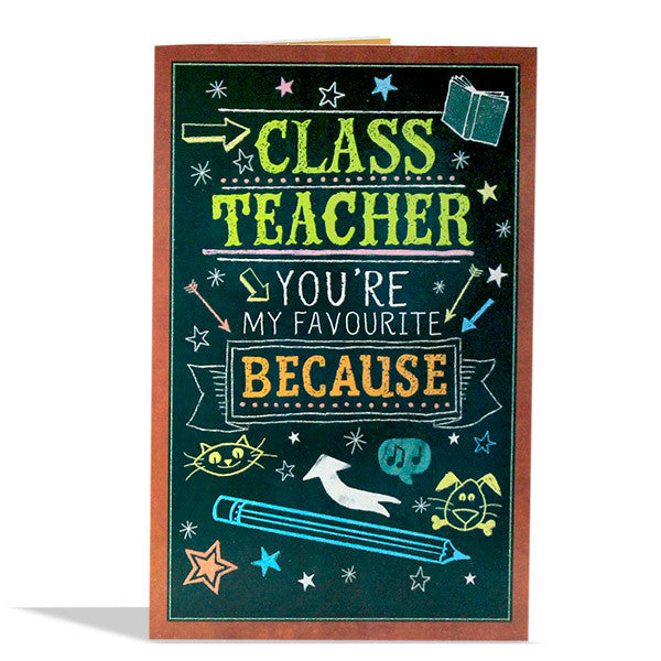teachers day cards