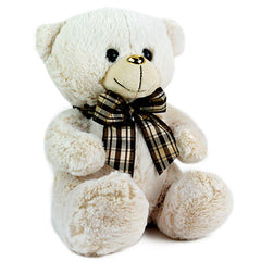 Adorned Teddy  Bear - 32 cm