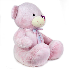 Soft Pink Salmon Teddy Bear - 48 cm