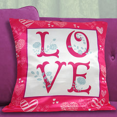 Especially For You Love Cushion