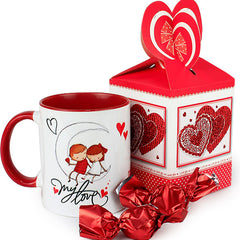Shop personalised valentines gifts online