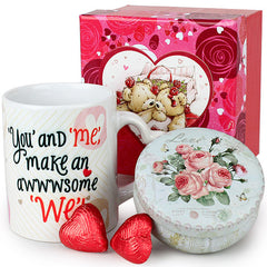 Shop valentines gifts for her online