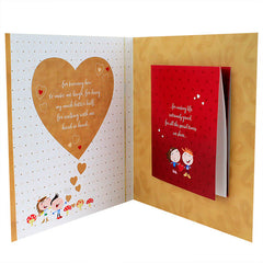 Wonderful Grand Love Greeting Card