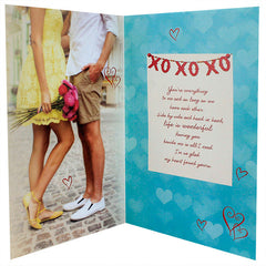 You'Re Amazing Love Greeting Card