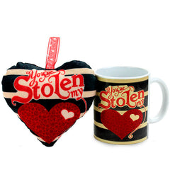 You've Stolen My Heart Mug Set