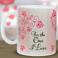 For The Only My Love Charming Mug