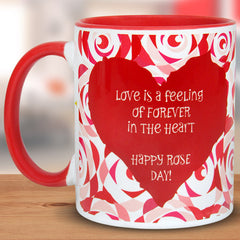 My Love Is Forever For You Mug